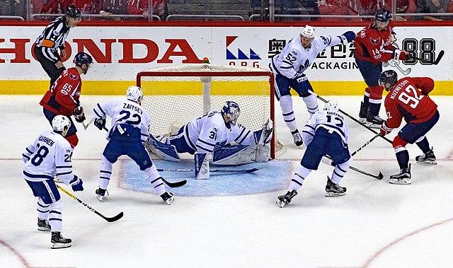 Clustering NHL Goalies